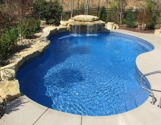Welcome Backyard Pools Inc