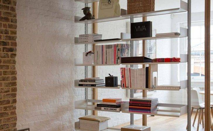 Well Thought Out Modular Shelving Systems