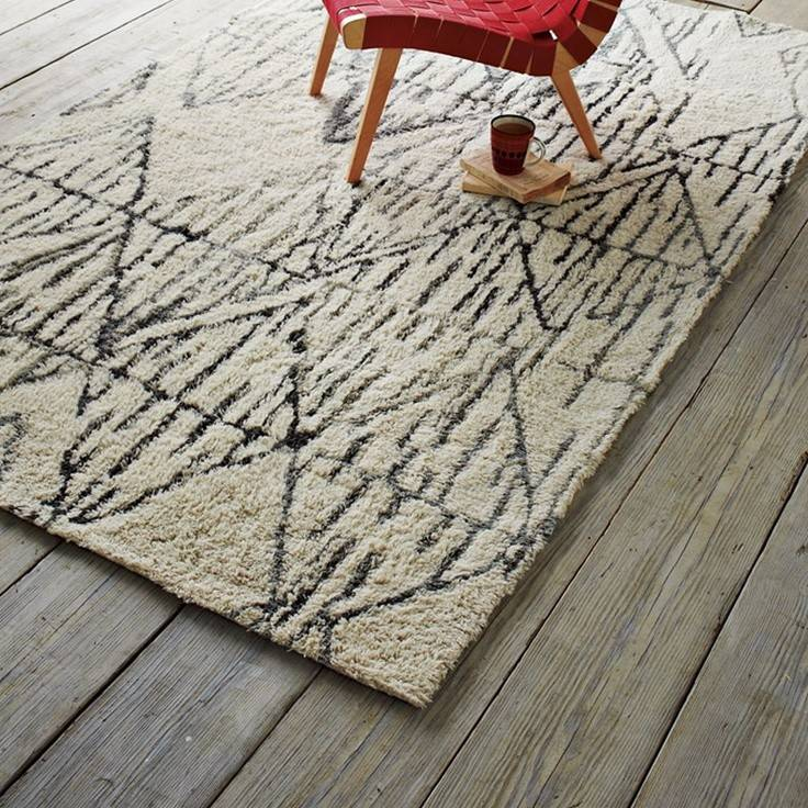 West Elm Rug Alternative Home Design Decor Pinterest