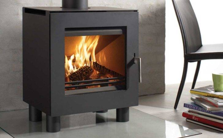 Westfire Stove Contemporary Output Wood Burning