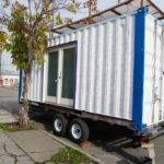Wheels Make Shipping Container Home Oakland May Soon Find