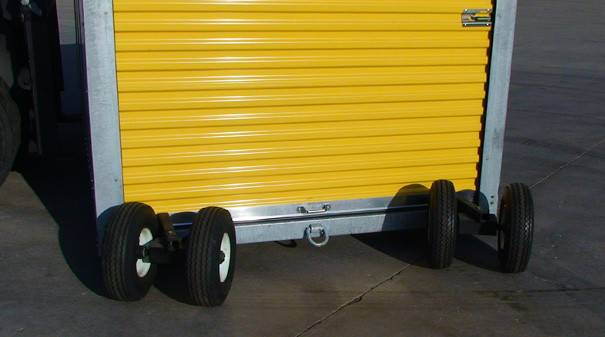 Wheels Pneumatic Wheel Casters Portable Storage Containers
