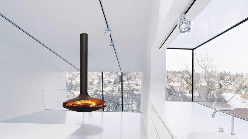 Which Fireplace Best Environment Wood Gas Electric