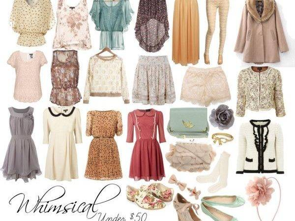 Whimsical Style Under Princess Peachy Polyvore