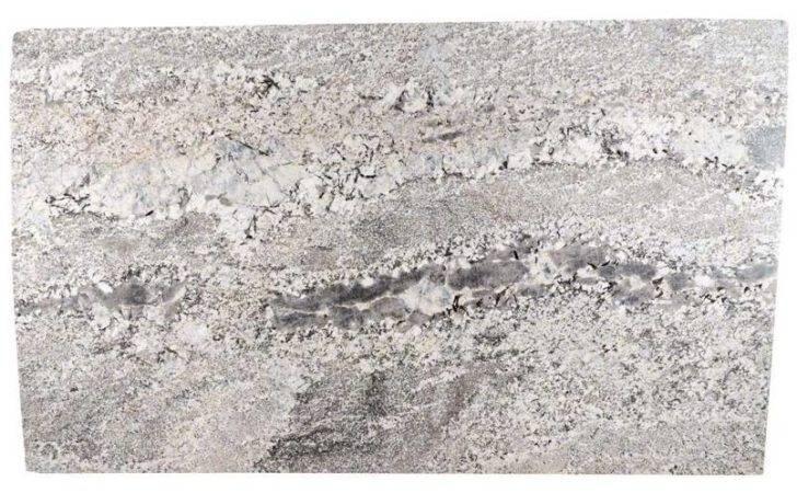 Whisper White Granite Countertops Slabs