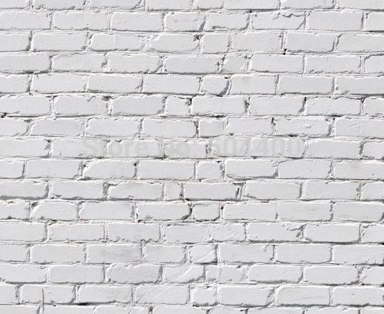 White Brick Backdrop Photography Wall Backdrops