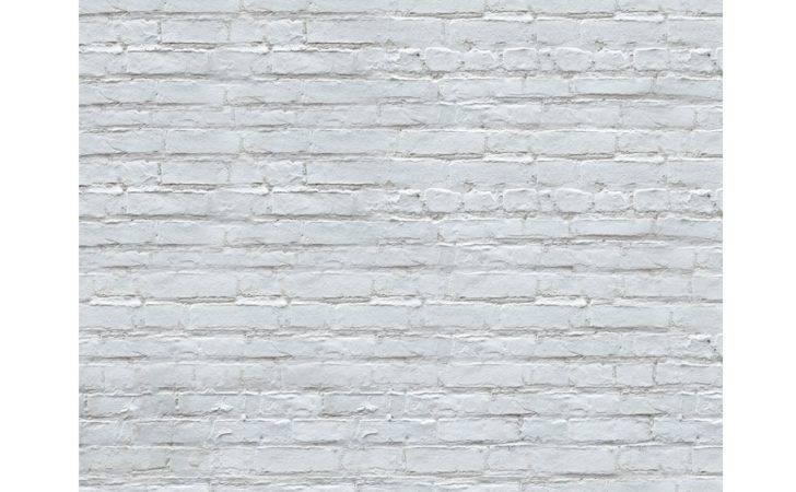 White Brick Floordrop Backdrop Express