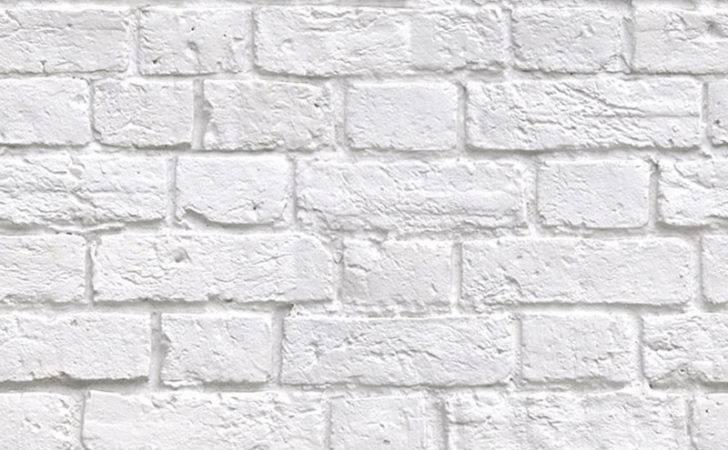 White Brick Pinterest