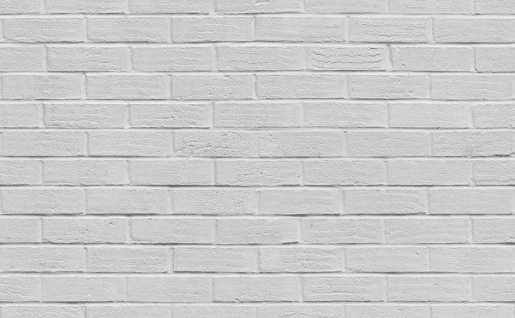 White Brick Tileable Texture Design