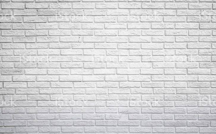 White Brick Wall Istock