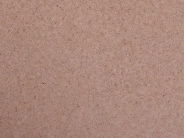 White Coloured Lacquered Cork Tile