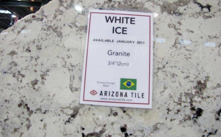 White Ice Granite Dark Cabinets Kitchen Makeover Countertop Confusion