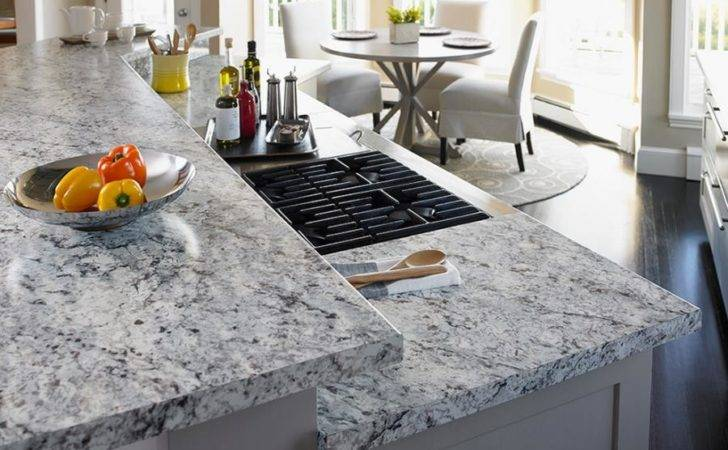 White Ice Granite Formica Laminate Decoist