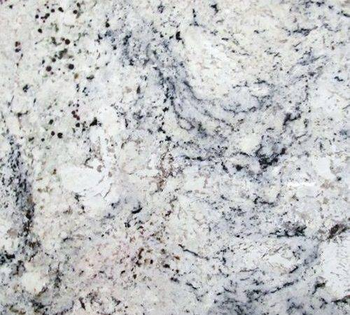 White Ice Granite Home Pinterest