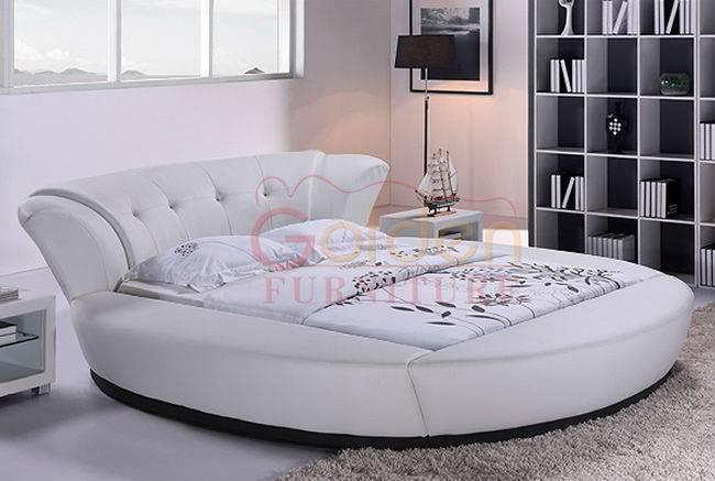 White King Modern Elegant Round Bed Buy