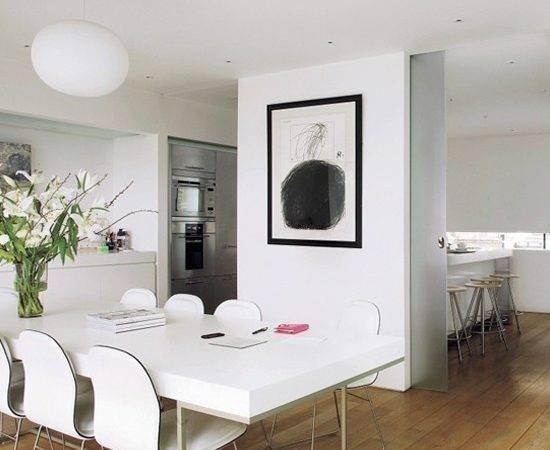 White Kitchen Diner Ideas Kitchens