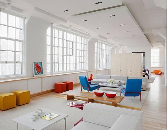 White Loft Interior Apartments Like Blog