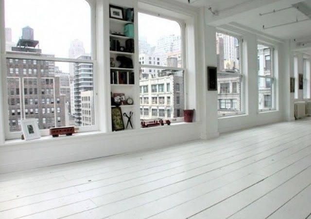 White New York Loft Decor Fantasy Rooms Pinterest