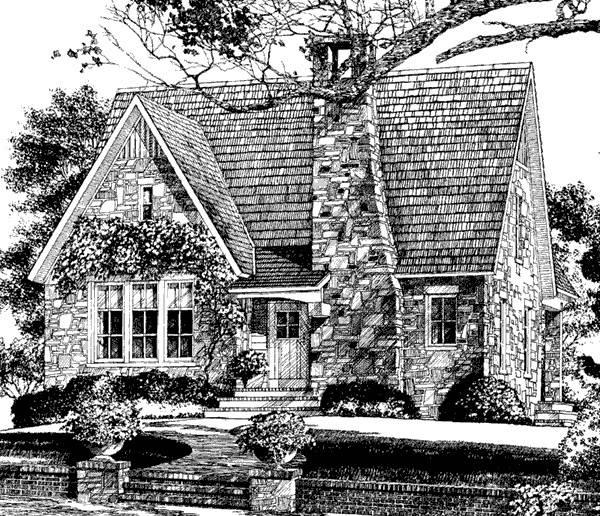 White Picket Fences Floor Plan Friday Hillstone Cottage
