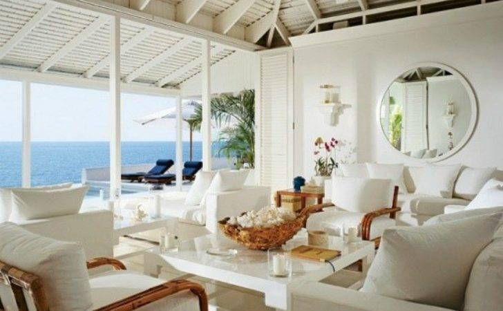 White Slipcover Sofas Chairs Rattan Lounge Create Clean