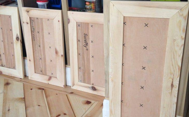 White Wood Diy Shaker Doors
