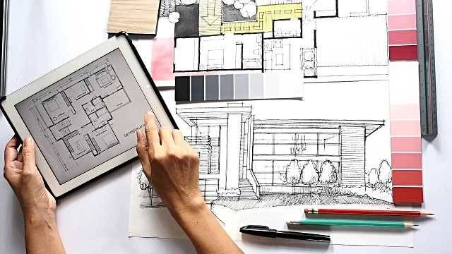 Why During Design Process Drawing Still Remains