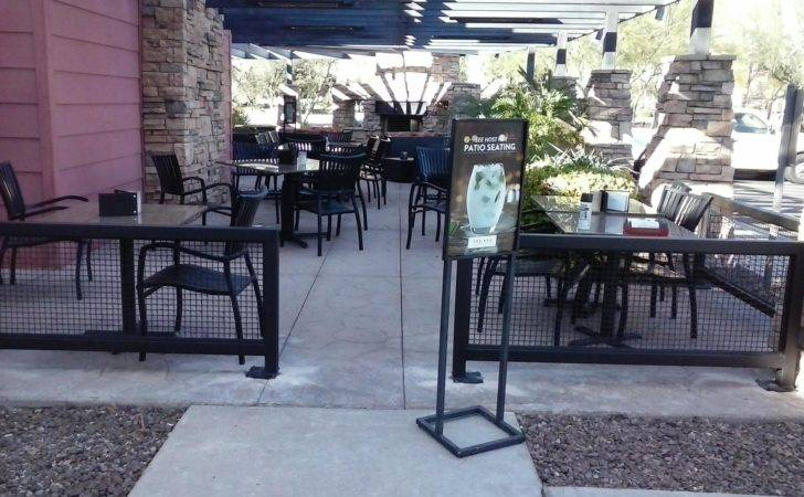 Why Enclose Your Restaurant Patio Wrought Iron Fence