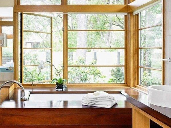 Window Designs Green Landing Houses