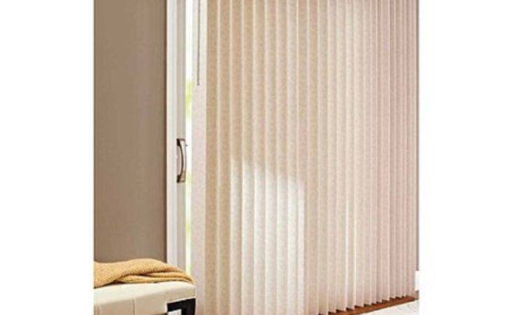 Window Salty Vertical Blinds Privacy Textured Patio Doors Large