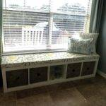 Window Seat Basic Coffee Table Into Rustic Addition Your