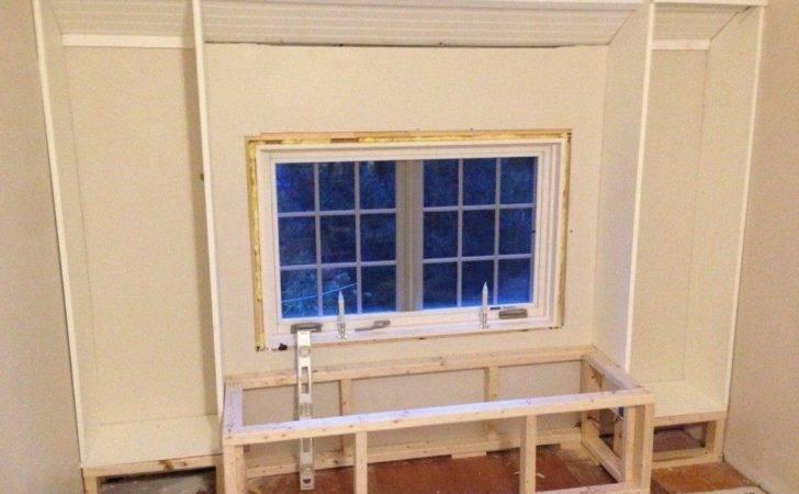 Window Seat Bookshelves Build Diy