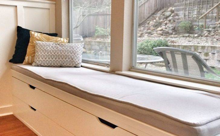 Window Seat Cushion Canvas Cover
