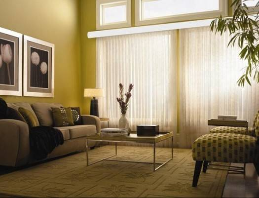 Window Treatment Ideas Sliding Glass Doors