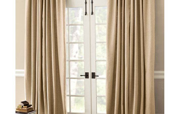 Window Treatment Patio Sliding Door Drape Panel Ceiling