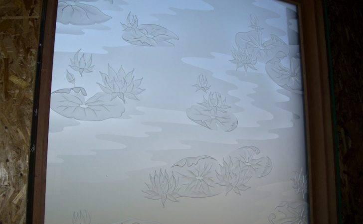 Windows Etched Glass Designs Privacy Sans Soucie Art