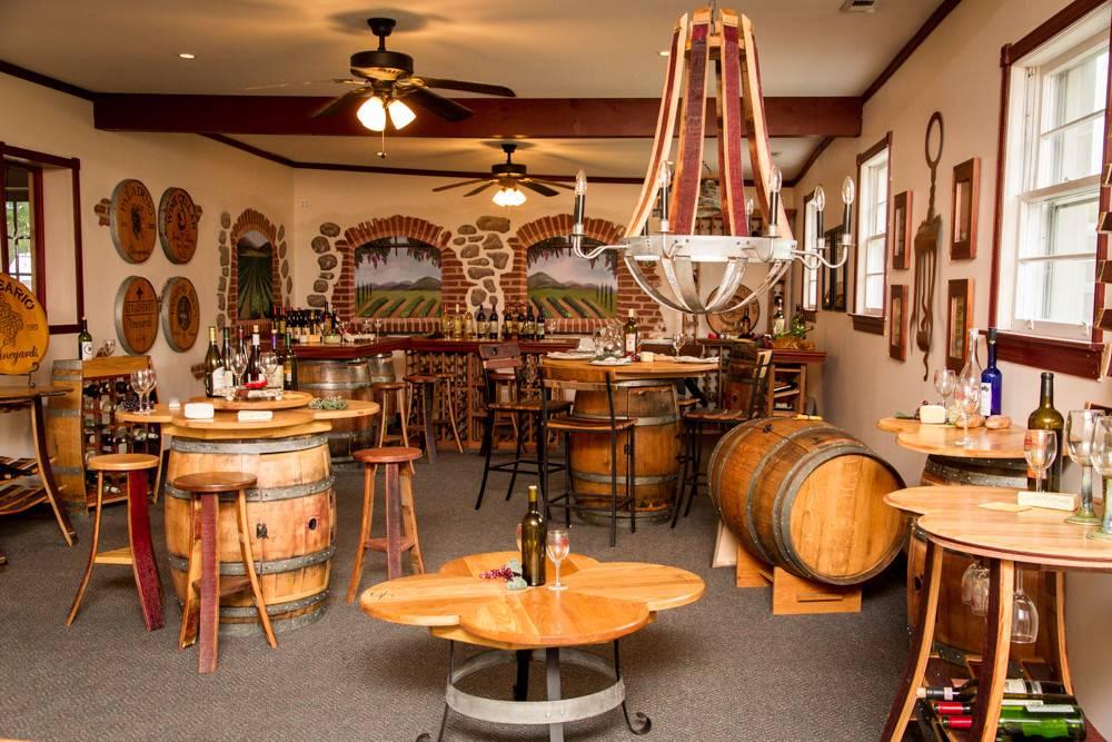 Wine Barrel Designs Product Furniture