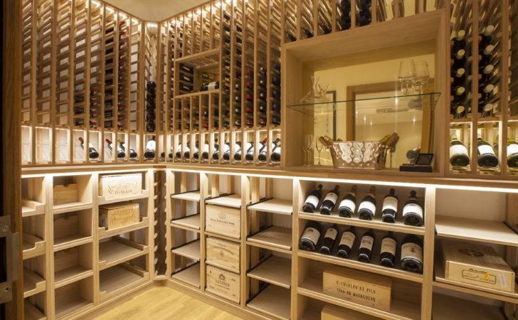 Wine Cellar Bespoke Design