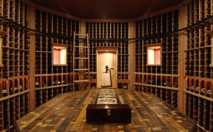 Wine Cellar Design Applied Your Room Traba Homes