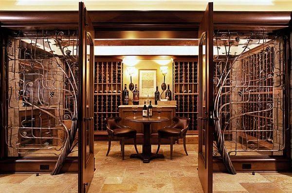 Wine Cellar Design Eight Inspiring Designs Any