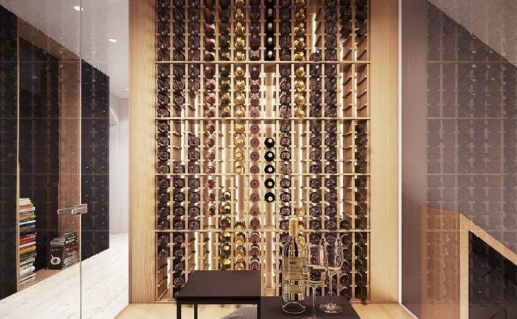 Wine Cellar Design Interior Ideas