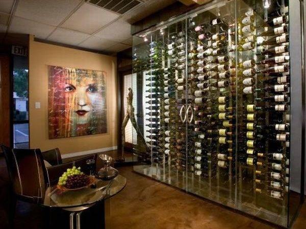 Wine Cellar Designs Offers Luxe Home Storage Fkr