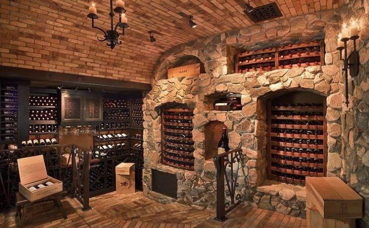 Wine Cellar Home Luxury Styles Pinterest