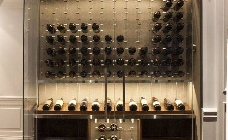 Wine Cellar Modern Pinterest Rooms Glass