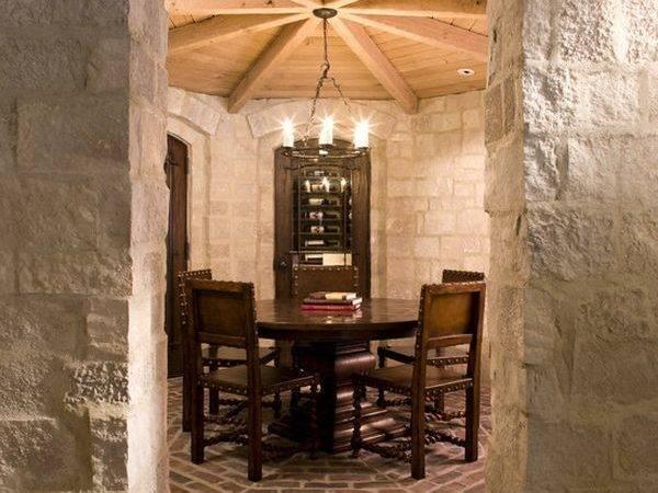 Wine Cellar Tasting Room