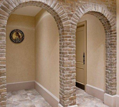 Wine Cellar Thin Brick Veneer