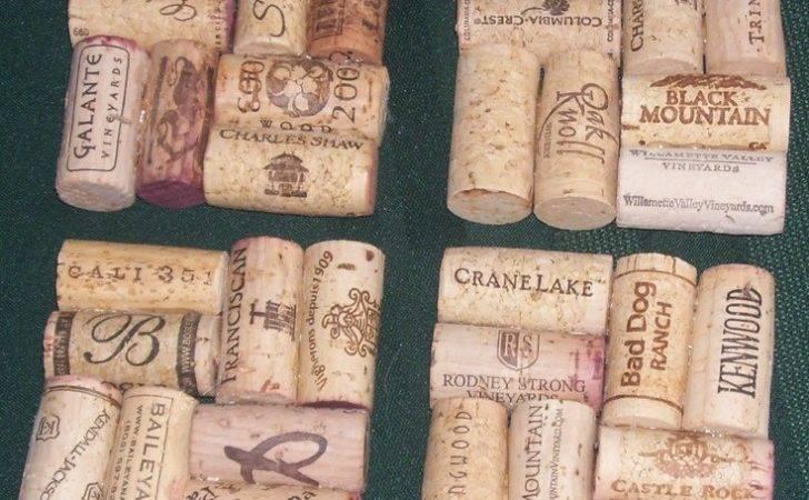 Wine Cork Coasters Kemper Creations Things Made Myself Laura