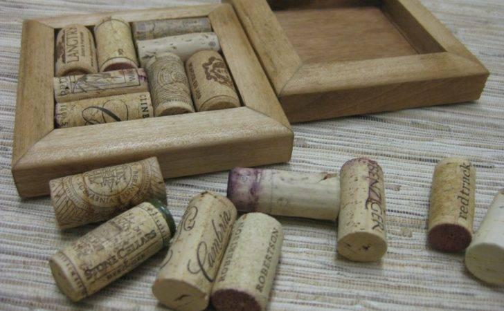 Wine Cork Coasters Make