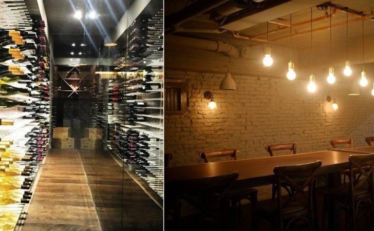 Wine Displays Restaurants Bars Stact Racks