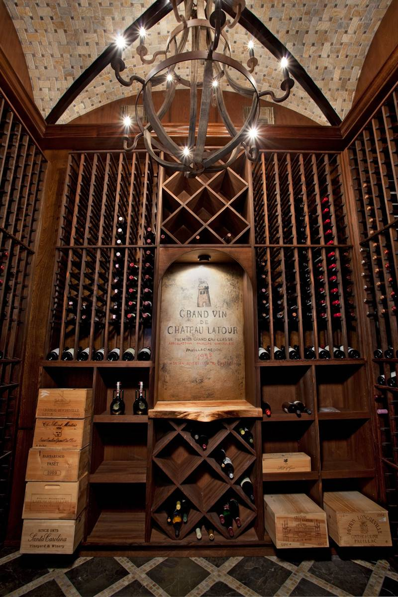 Wine Room Design Designs