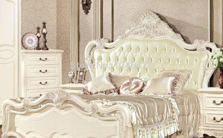 Wonderful Fancy Bedroom Furniture White